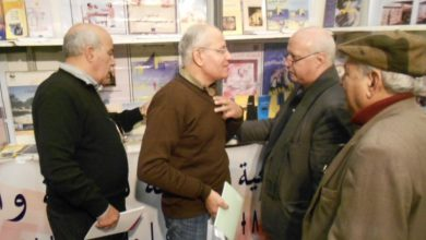 حضور متميز ونوعي برواق الشعلة بالمعرض الدولي للنشر والكتاب 2013
