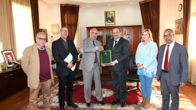 توقيع اتفاقية مع وزارة الثقافة